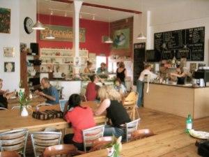 Gracelands baby friendly cafe