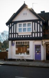 The Lavender House cafe, Bromley