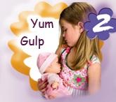 Breast Milk Baby, breast-fed doll