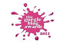 Gurgle Awards 2011, Soho Hotel, Award-winning mummy blog
