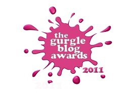 Gurgle Awards 2011, Soho Hotel, Award-winning mummy blog