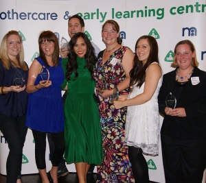 Gurgle Awards, blog awards, Myleene Klass, Alison Perry