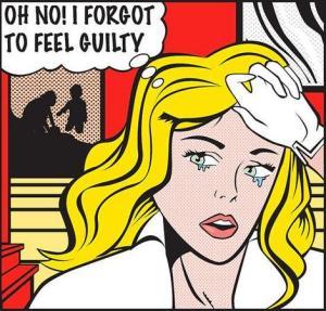 mum guilt, new mum guilt