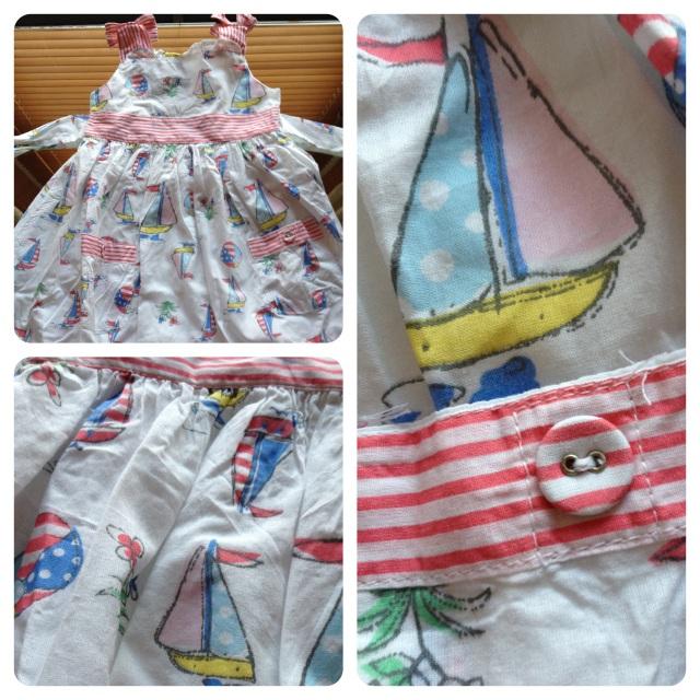 Primark girls' dress, Cath Kidston