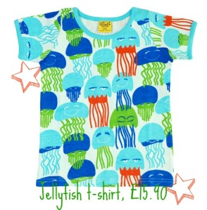 Duns Sweden Jellyfish t-shirt