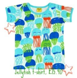 Duns Sweden Jellyfish t-shirt