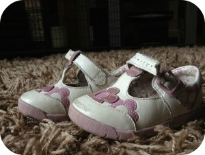 Clarks toddler shoes, baby's first shoes