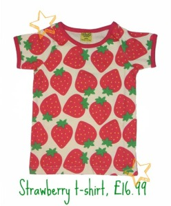 Duns Sweden strawberry tee