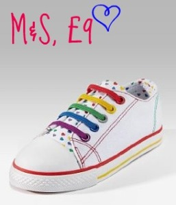 M&S toddler trainers