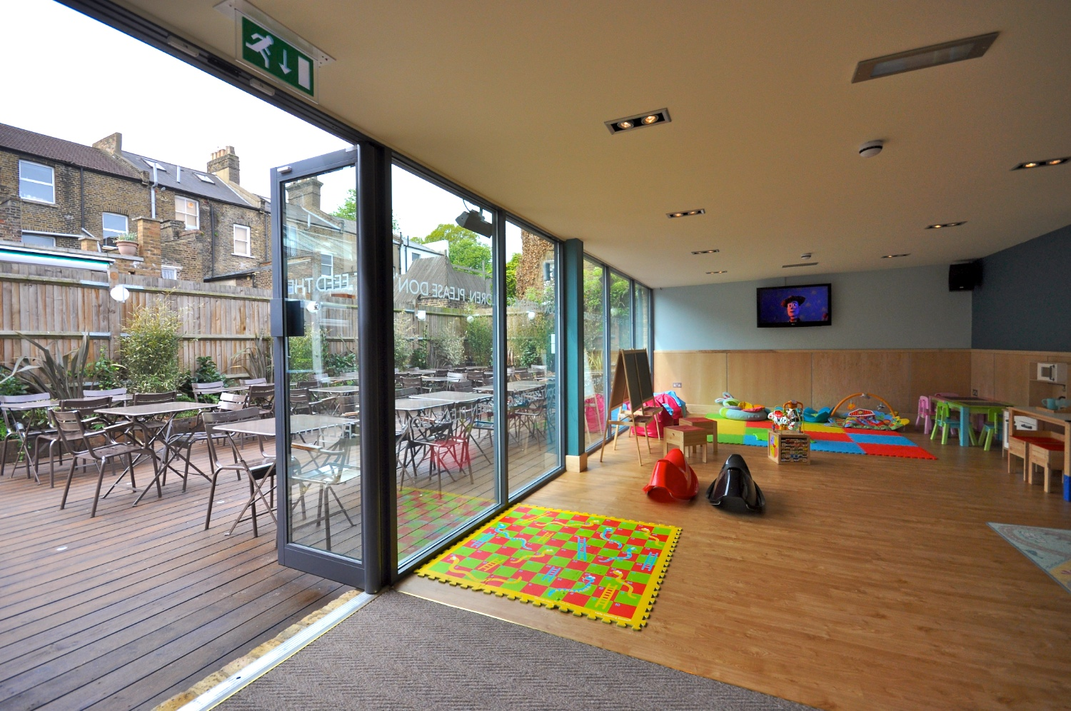 The Florence In Herne Hill A Pub With Kids Playroom