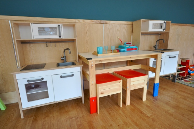 The Florence kids' play room, child-friendly pub, family-friendly, Herne Hill