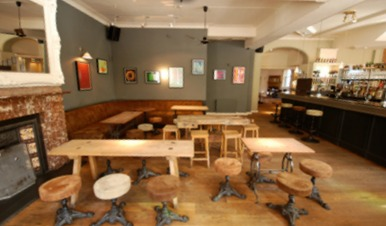 The Florence pub, Herne Hill, child-friendly pub, family-friendly, yummy mummy pub