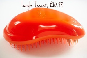 Tangle Teezer, toddler hair brush, baby hair brush, detangling hair brush