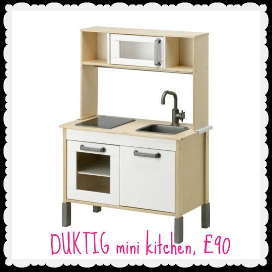 IKEA Duktig mini kitchen, IKEA for kids, kids' kitchen, toy kitchen, wooden toy kitchen, toy kitchen for boys