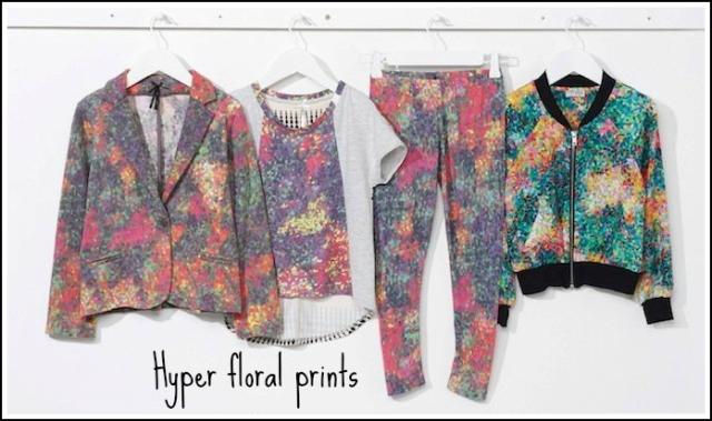 Next girlswear, kidswear, floral blazer for kids, floral jacket, floral trousers for kids
