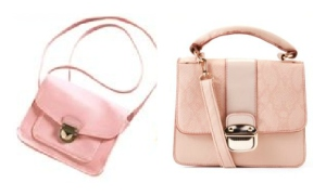 Kids' Pastel bag Next, New Look pastel satchel, Mui Mui pastel bag