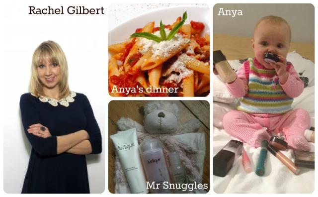 Rachel Gilbert, Mummylicious Beauty, beauty editor, Mamas and Papas comforter
